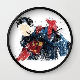 $uperman Wall Clock