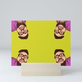 Equanimity  Mini Art Print