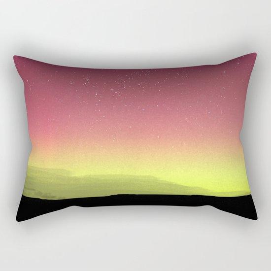 The dream of Thales Rectangular Pillow