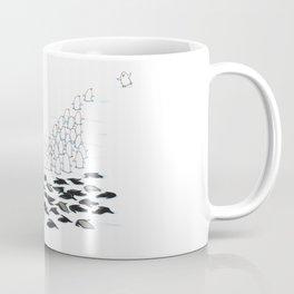 suit down Coffee Mug