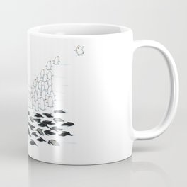 suit down Coffee Mug