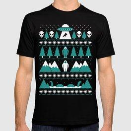 Paranormal Xmas T-shirt