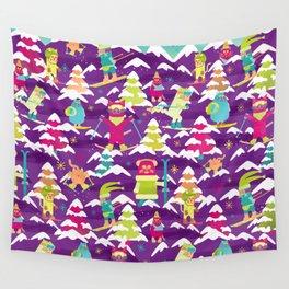 Fresh Meowder Wall Tapestry