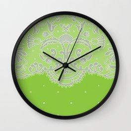 Crocheted / Craft VI Wall Clock
