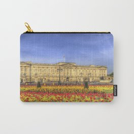 Buckingham Palace London Panorama Carry-All Pouch