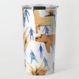 Desert Life Travel Mug