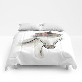 Zoey the Unicorn Comforters