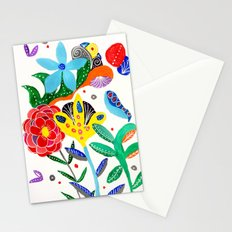 Dreaming in the garden Stationery Cards