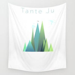 Tante Ju Wall Tapestry