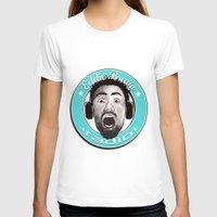 eddie vedder T-shirts featuring Eddie Bravo Radio podcast by Domen Colja