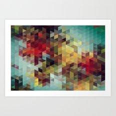 Havasupai  Art Print