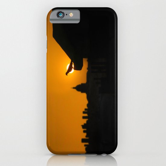 Pigeon Eclipse2 iPhone & iPod Case