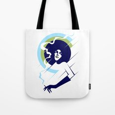 Retropolitan (cool) Tote Bag