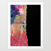 Good Overcoming The Bad Art Print