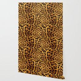 leopard pattern Wallpaper