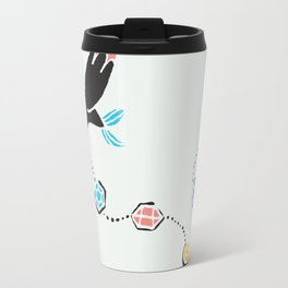 BEAUTY IS SOUGHT EVEN IF IT'S INAPPLICABLE TO ONE Travel Mug