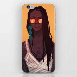 Witch Fashion iPhone Skin