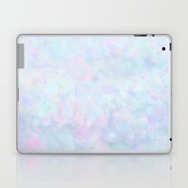 Rainbow Unicorn Pastel Fluffiness Laptop & iPad Skin
