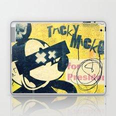 Tricky Mickey (Painted Version) Laptop & iPad Skin