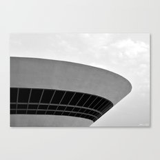 Architecture IX Canvas Print