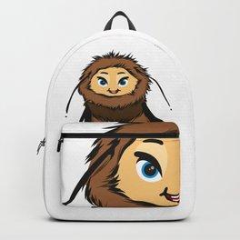 Little Bumblebee Simon Backpack