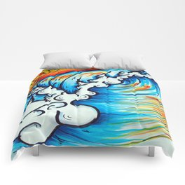 Sublime Wave  Comforters