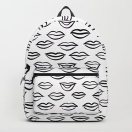 Lips galore Backpack