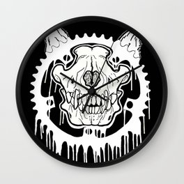 Predator or Prey Wall Clock