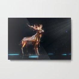 Vestige-7-36x24 Metal Print