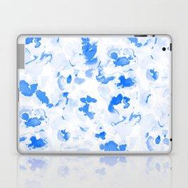 AbstractFlora Lapis Blue Laptop & iPad Skin