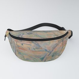 Trees and Houses, Provence Fanny Pack