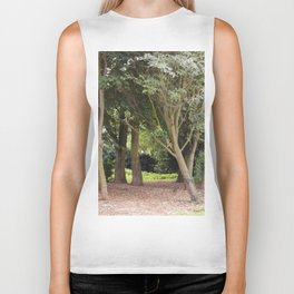 Grove of Trees Biker Tank