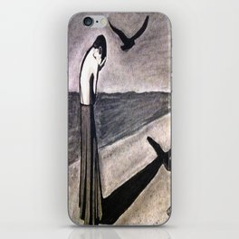 Lost Angel iPhone Skin
