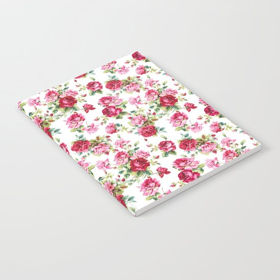 S/S 17 Spring Summer Trend Pattern Notebook