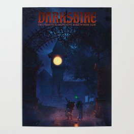 Darkshire (Novel cover) Poster