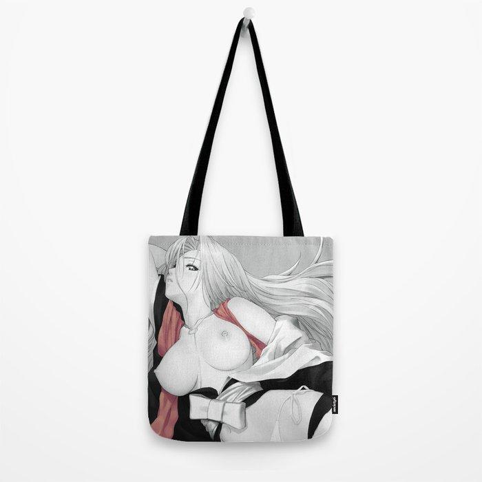 Rangiku Matsumoto Tote Bag