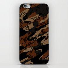 Wild Kitten iPhone Skin
