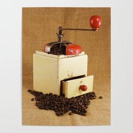coffee grinder 2 Poster