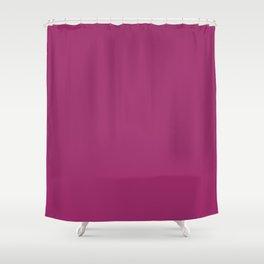 Festival Fuchsia Shower Curtain
