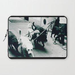 Dog Walker NYC  Laptop Sleeve
