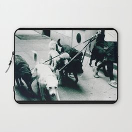 Dog Walker NYC  Laptop Sleeve