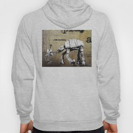 Banksy, I am your father Hoody