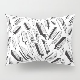 Is it Feather or Sword? Pillow Sham