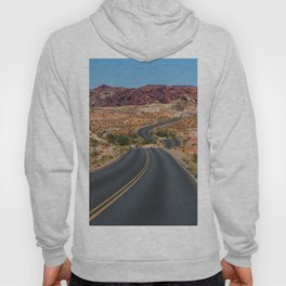 Valley of Fire - Nevada USA Hoody