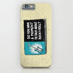 Do You Have a Moment to Talk About Our Savior? Slim Case iPhone 6s
