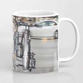 Bus in Motion Coffee Mug