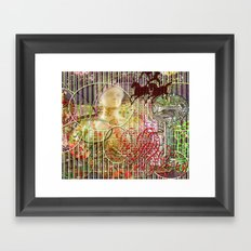 The Relative Frequency of the Causes of Breakage of Plate Glass Windows (2) Framed Art Print