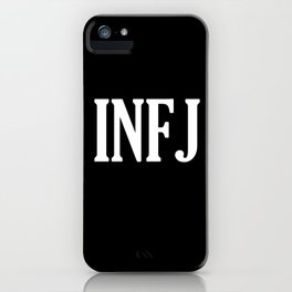 INFJ iPhone Case