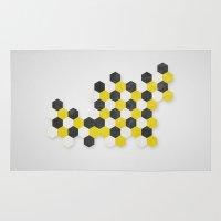 lab Area & Throw Rugs featuring Sub Lab! by badbugs_art