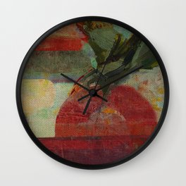 Carcará Wall Clock